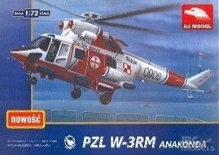 AJModel 72005 1/72 PZL W-3RM Anakonda