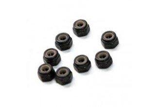 Nylon Nut M4*8pcs H02055