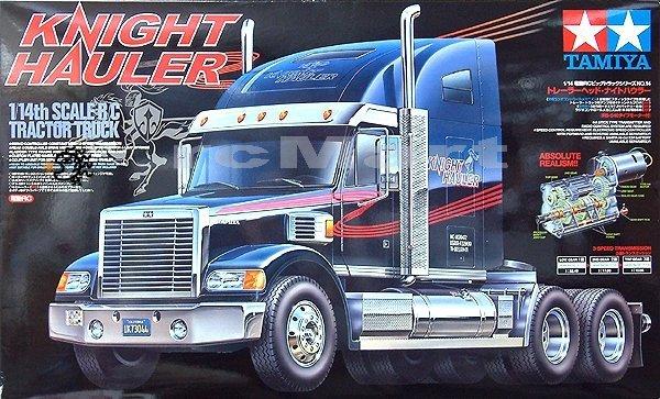 Knight Hauler Tamiya 56314-B DO SKŁADANIA