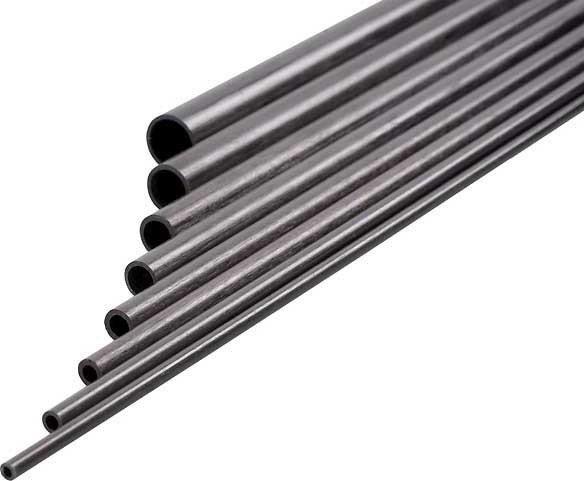 Rura węglowa 3x1,5x1000mm
