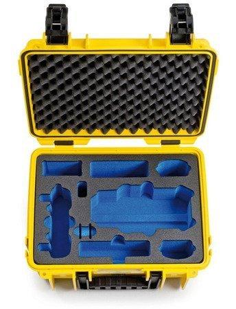 Walizka B&W do DJI Mavic żółta Typ 3000