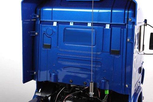 Tamiya 56350 MAN TGX 18.540 9 French Blue do złożenia AUTO RC