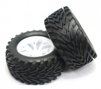 VRX Koła 1:10 Off-Road MEGA Wheel 2szt - 10589
