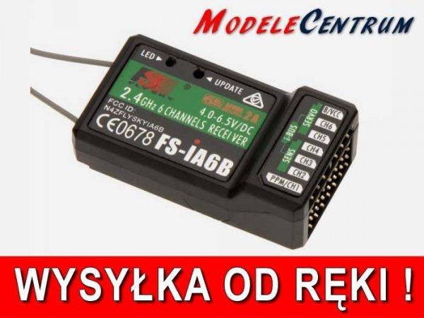 Odbiornik FlySky FS-iA6B  2,4GHz - Telemetria AFHD