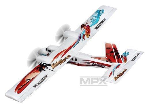 Samolot TWIN STAR BL Multiplex [214209]