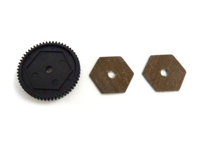 Main Gear 68t And Slipperpads 1p - 31611