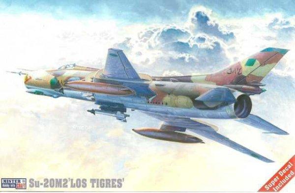 MASTERCRAFT D-46 SU-20M2 LOS TIGRES 1/72