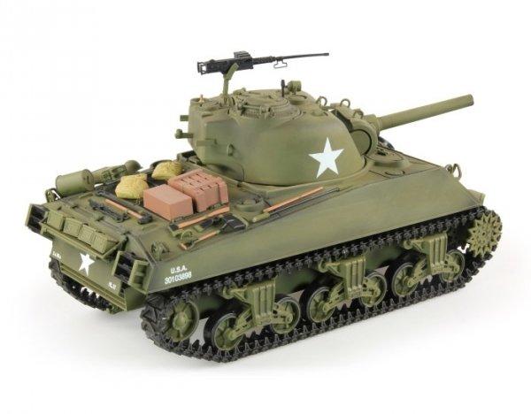 Czołg U.S. M4A3 SHERMAN metal 1:16