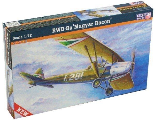 MasterCraft B-45 [1:72] RWD-8a Magyar Reco