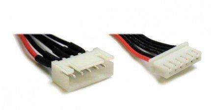 Para przewódow balancera 6S z kablem 10cm