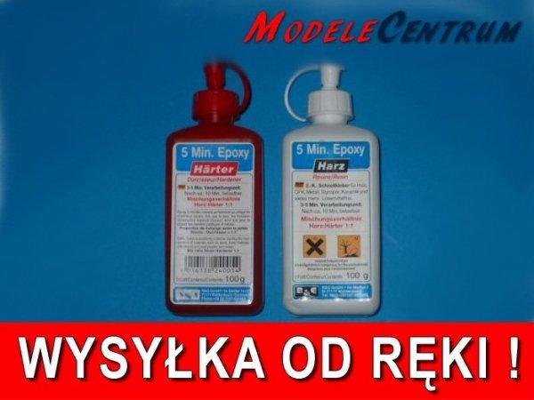 R/G - żywica epoksydowa 5 min / 200g