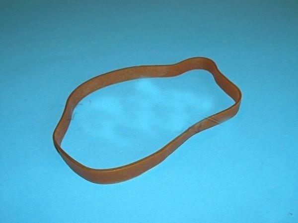 Guma modelarska - pierścień gumowy 180x10