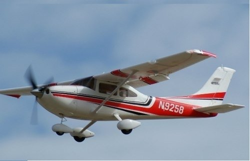 Samolot Cessna 182 2.4GHz RTF  980mm