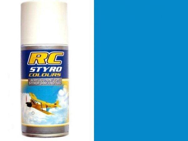 Lakier RC STYRO 211 BLUE LIGHT