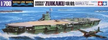 Tamiya 31214 Zuikaku - Jap. lotniskowiec