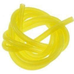 Rurka silikonowa (2.5x5mm) - żółta