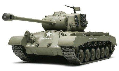 """Czołg M26 """"Pershing"""" 1:16  + Dym Heng Long"""