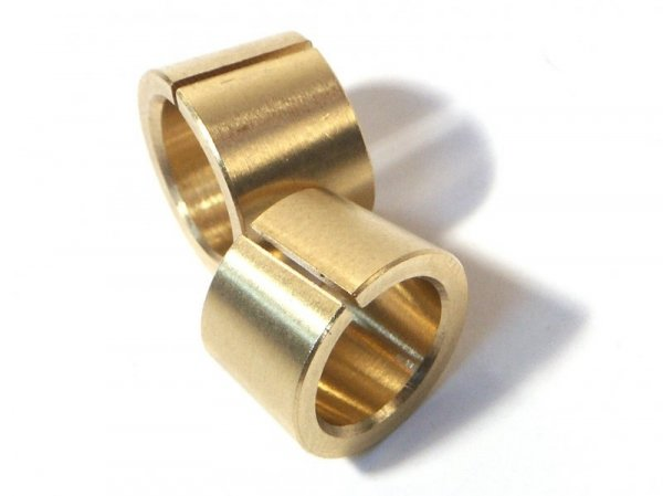 COLLET 7x6.5mm (BRASS/2pcs) 86077