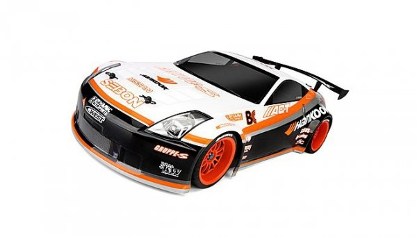 HPI RACING - Karoseria NISSAN 350Z HANKOOK BODY