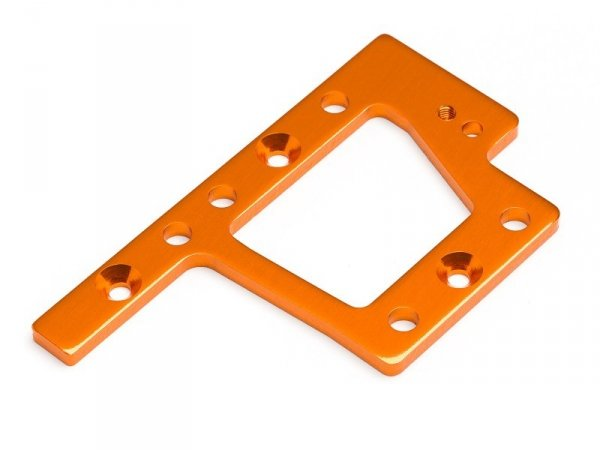 CENTRE GEARBOX MOUNTING PLATE TRUGGY FLUX (ORANGE) 101801