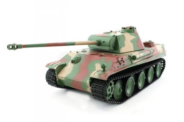 Czołg German Panther 1:16