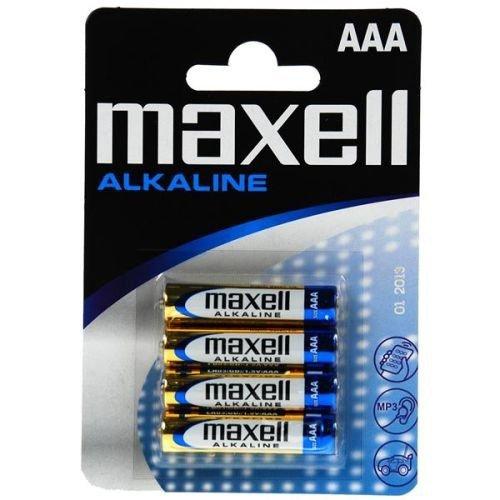 Bateria Alkaiczna Maxell AAA cena za 1 szt