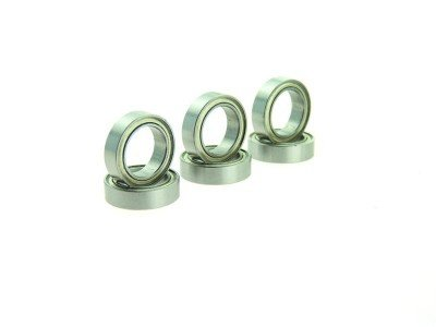 Ball Bearings 15x10x4 6p - 31043