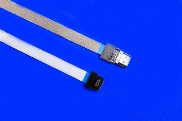 Kabel HDMI na Micro HDMI kompatybilny z GH4 30cm
