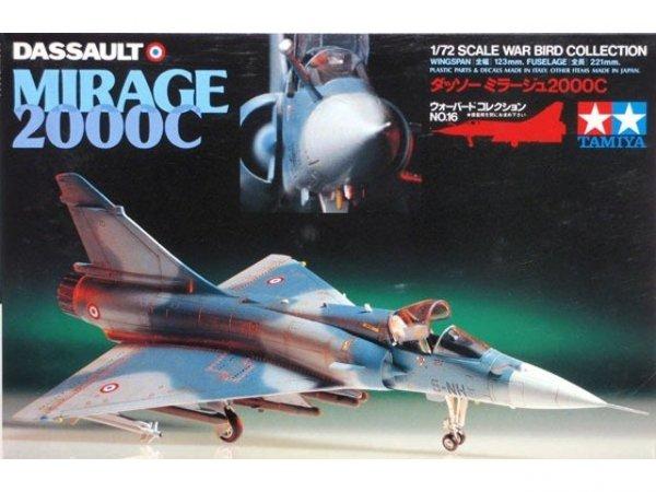 amiya 60716 Samolot Dassault MIRAGE 2000C 1:72
