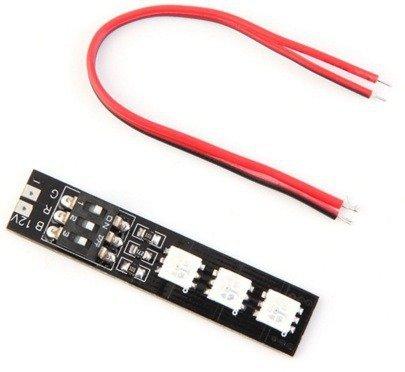 Płytka z diodami LED 12V 7 kolorów