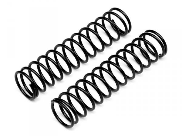 SHOCK SPRING BLACK (2PCS) 101184