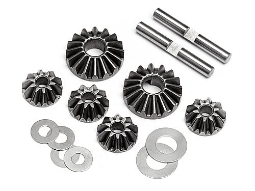 GEAR DIFF BEVEL GEAR SET 10T/16T