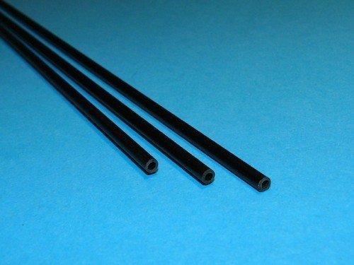 Rura węglowa 2,5x 1,7x1000mm