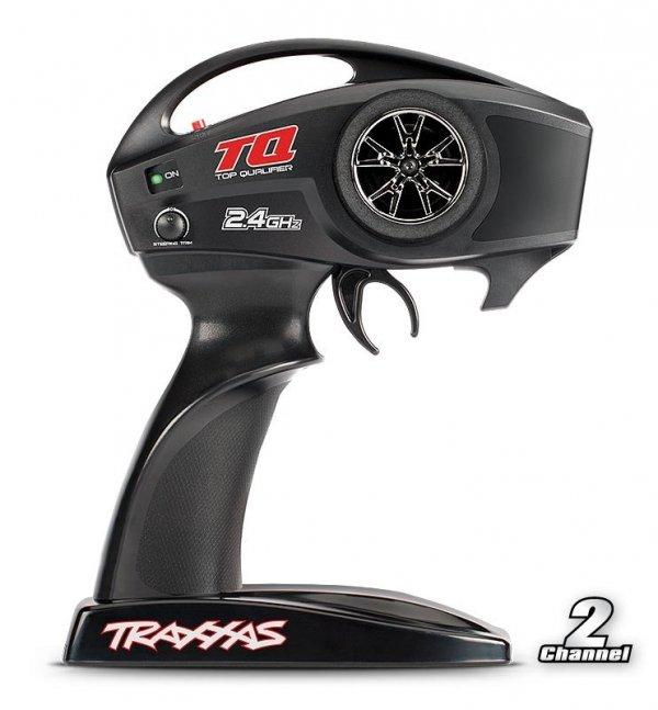 Traxxas  RUSTLER RTR XL-5 1/10