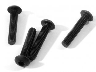 Sruba BUTTON HEAD SCREW M3x15mm