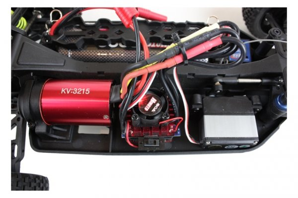Himoto Tanto 2,4 GHz  Brushless  Bezczotkowy