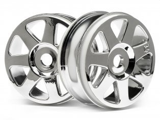 HPI V7 Wheel Chrome