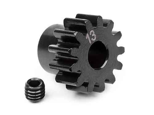 PINION GEAR 13 TOOTH (1M / 5mm SHAFT)