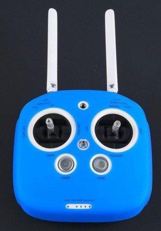 Niebieskie etui dla aparatury DJI Phantom 3
