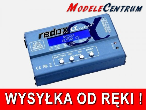 Ładowarka REDOX ALPHA V2