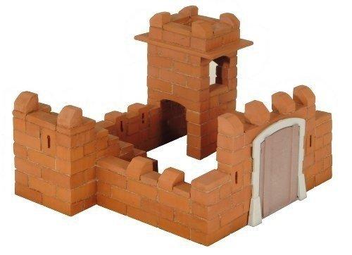 Zamek z cegiełek 3projekty Cegiełki TEIFOC
