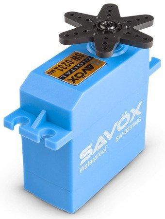 Serwo wodoodporne SW-0231MG 71g (15kg/0,15s)