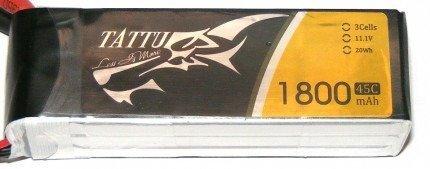 Akumulator / Bateria Tattu 1800mAh 11.1V 45C 3S1P