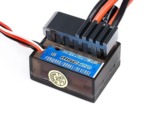Regulator szczotkowy ESC MSC30BR  -  MV30001