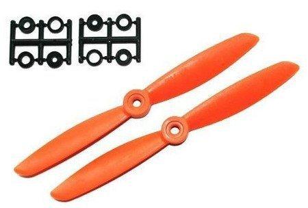 Para śmigieł CW 5030 HQ Prop pomarańczowe