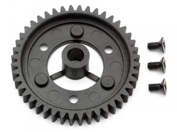 SPUR GEAR 44 TOOTH (SAVAGE 3 SPEED) 77054