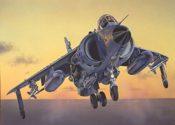 ITALERI 1236 FRS.1 Sea Harrier 1/72