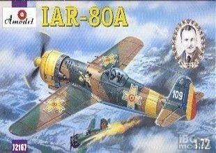 Amodel 72167 1/72 IAR-80A