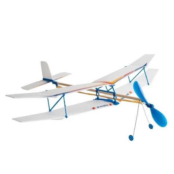 Samolot Sky Touch II Dwupłatowiec na gumkę 500mm