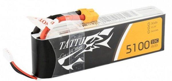 Akumulator Tattu 5100mAh 11.1V 10C 3S1P